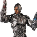 Cyborg Justice League – MAFEX (3)