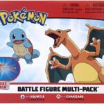 CHARIZARD Y SQUIRTLE 4